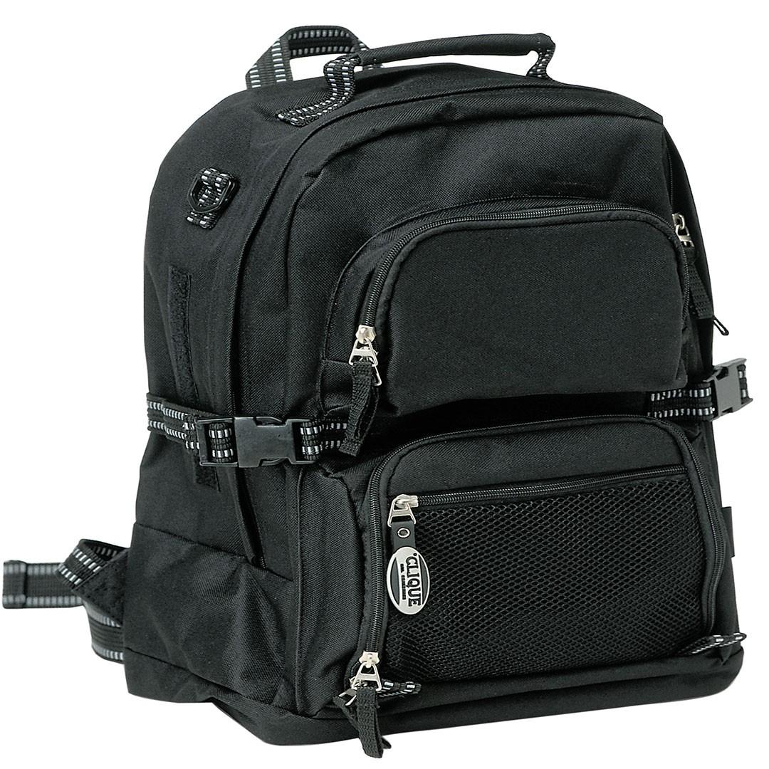 Backpack Clique® | bedrucken, besticken, bedrucken lassen, besticken lassen, mit Logo |
