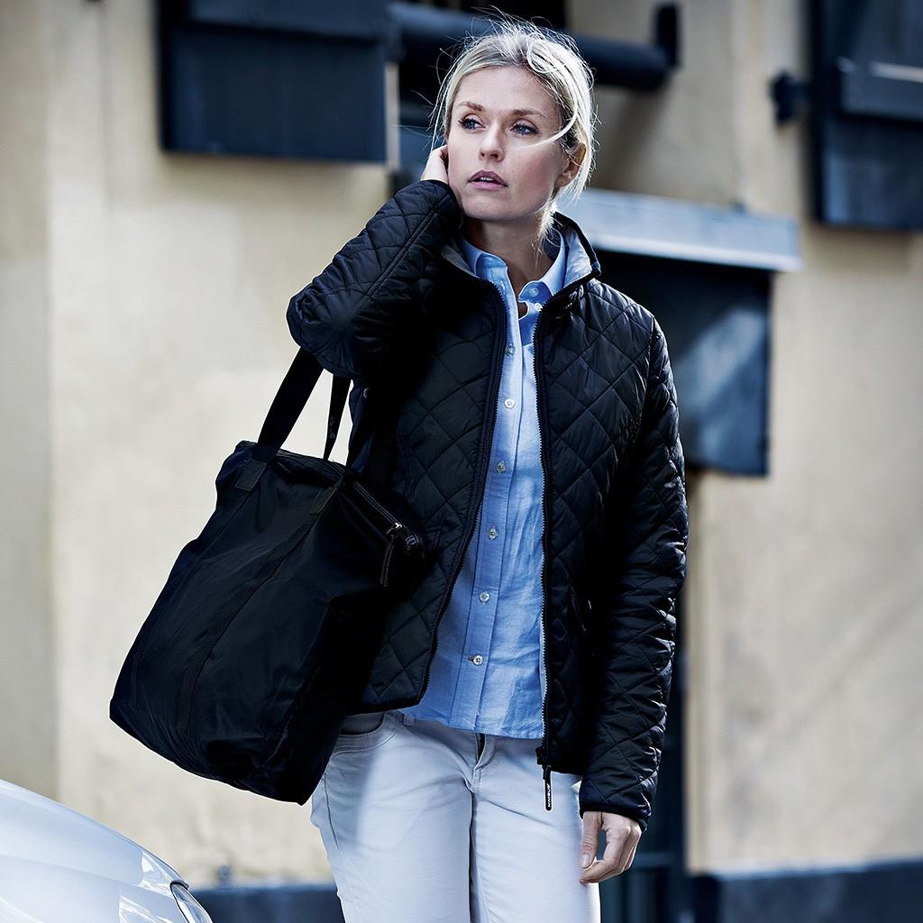 Damen Wendejacke Leyland Nimbus® | bedrucken, besticken, bedrucken lassen, besticken lassen, mit Logo |