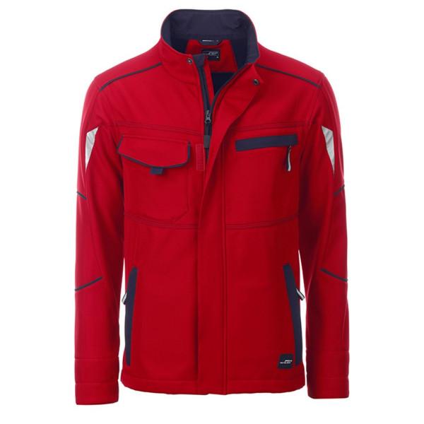Softshell Workwear Jacket James & Nicholson®