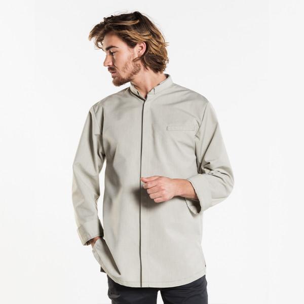 Men's Cooking Jacket Nordic Green Chaud Devant®