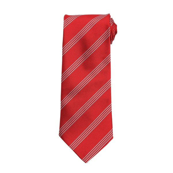 Vierfach gestreifte Krawatte Premier®