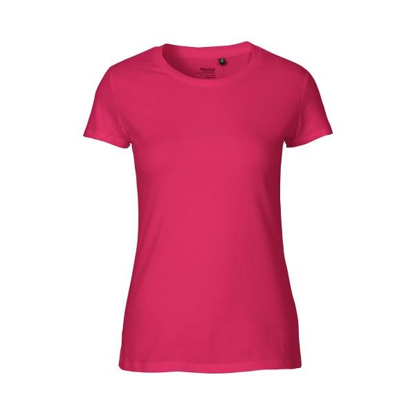 Organic Fairtrade Ladies Fit T-Shirt Neutral®