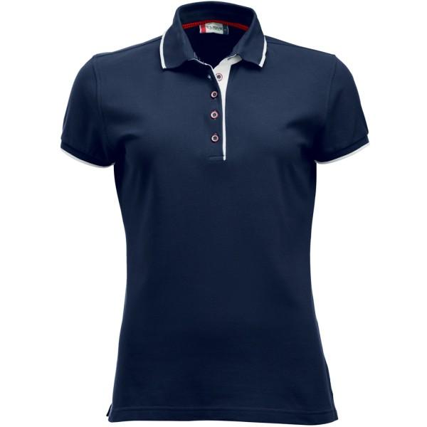 Damen Poloshirt Seattle Clique®