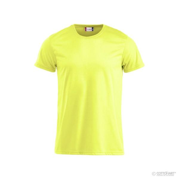 Herren Neon T-Shirt Clique®