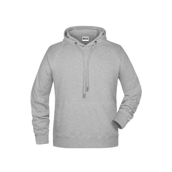 Hoody organic cotton James & Nicholson®