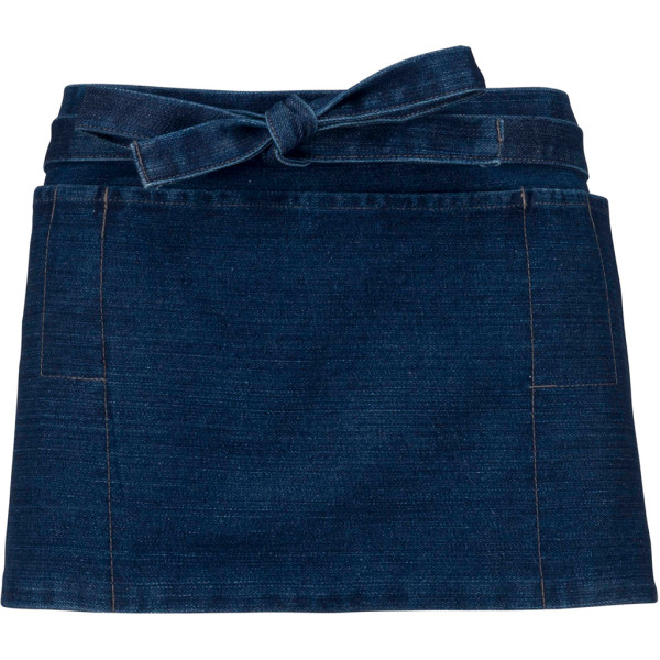 Jeans bar apron short Denim Kariban®