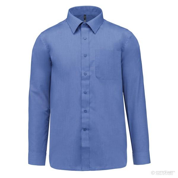Herren Workwear-Hemd Langarm Kariban®