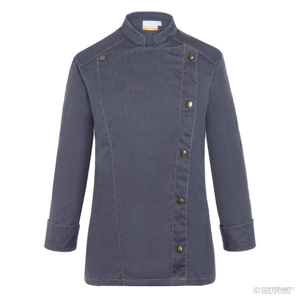 Ladies' chef jacket jeans style Karlowsky®