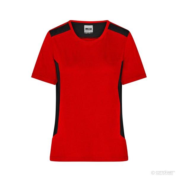 Damen Workwear T-Shirt Strong James & Nicholson®