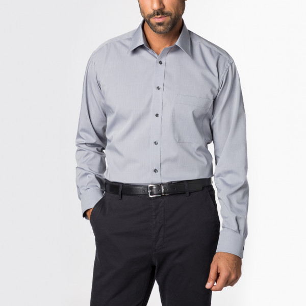 Long sleeve shirt Comfort Fit Chambray Eterna®