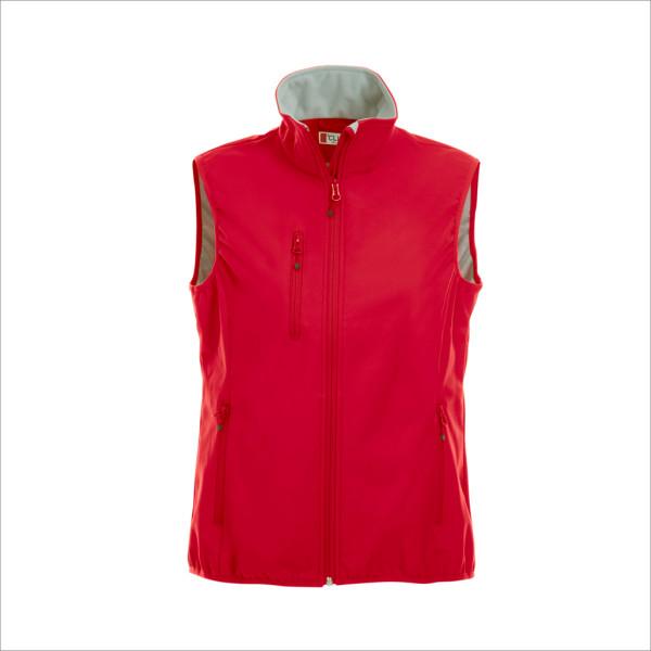 Ladies Basic Soft Shell Vest Clique®