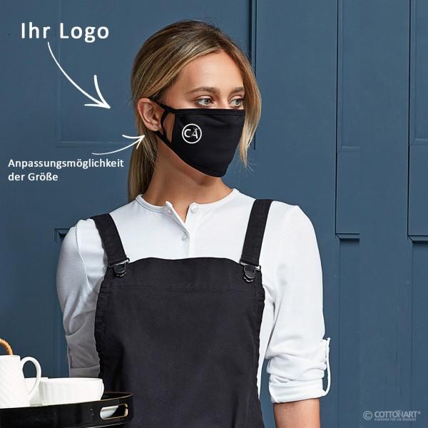 Mund- und Nasenmaske 5er Pack