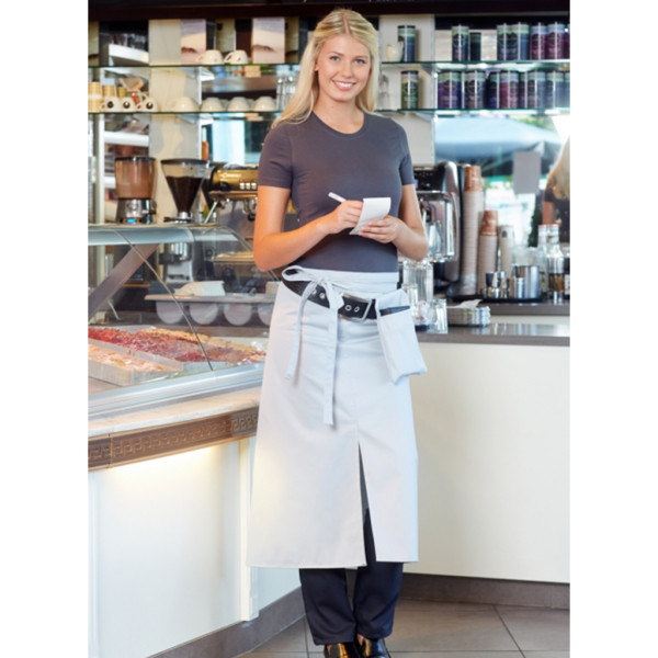 Waiter apron with slit Milano Classic 80 CG®