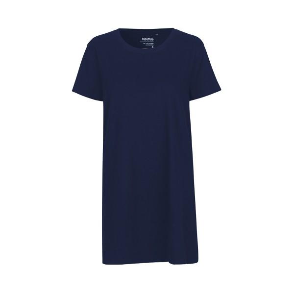 Organic Fairtrade Ladies Long Length T-Shirt Neutral®