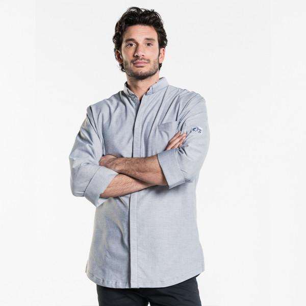 Men's Cooking Jacket Nordic Grey Chaud Devant®