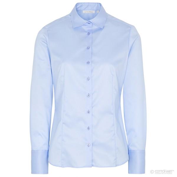 Bluse Modern Classic Langarm Eterna®