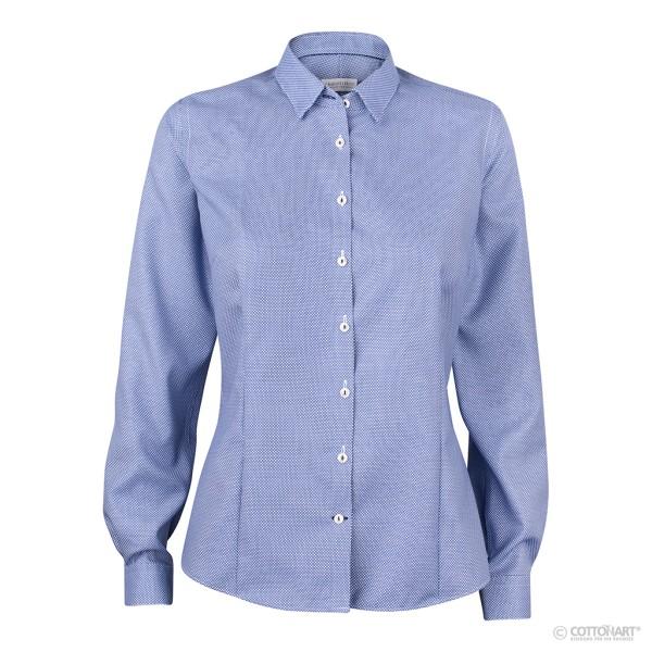 Moderne Bluse Purple Bow 48 J. Harvest & Frost®