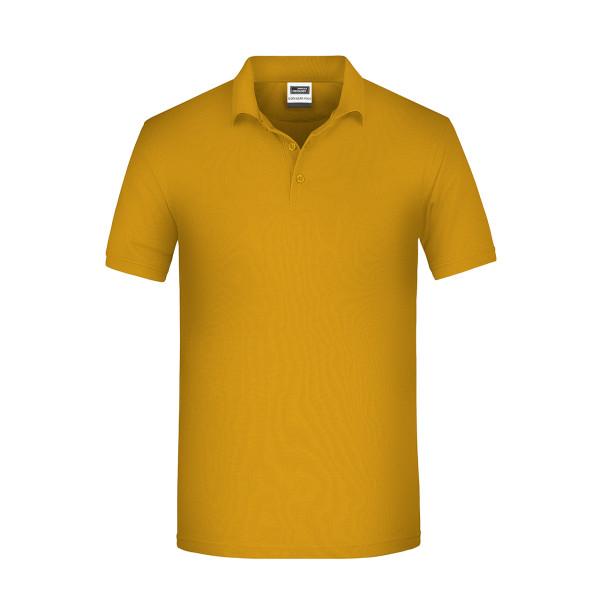 Men's Workwear Poloshirt Organic Cotton James & Nicholson®