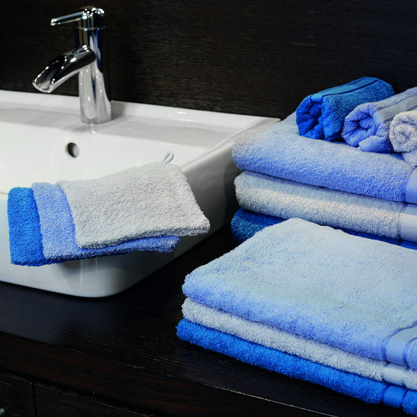 Towel in the discreet Myrtle Beach® design