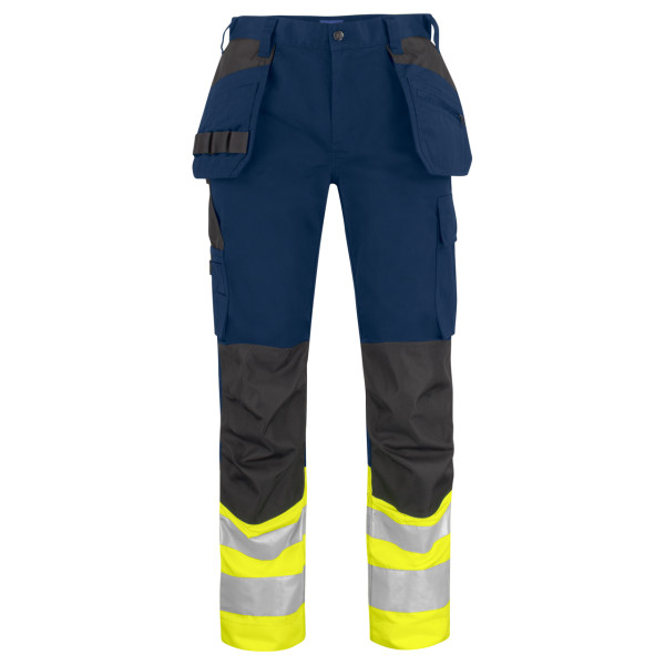 Work trousers with holster pockets Mixed fabric Projob®