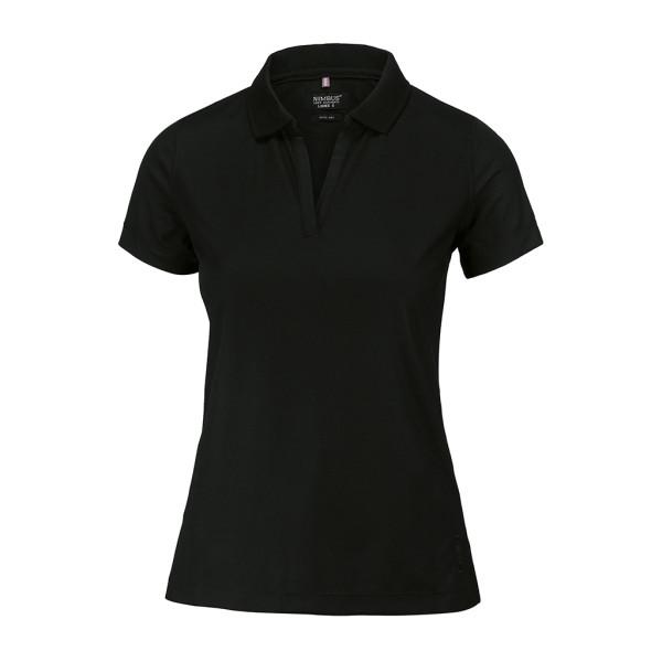 Damen Performance Poloshirt Clearwater Nimbus®