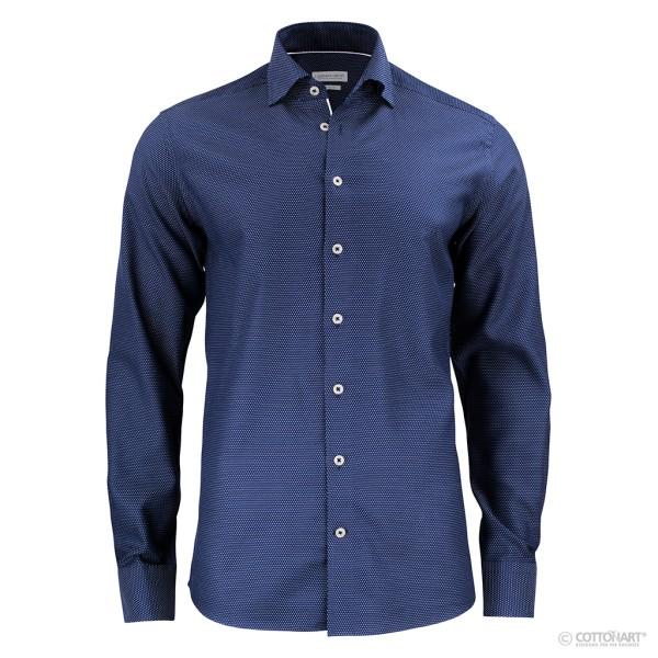 Shirt Purple Bow 49 Navy RF J. Harvest & Frost®