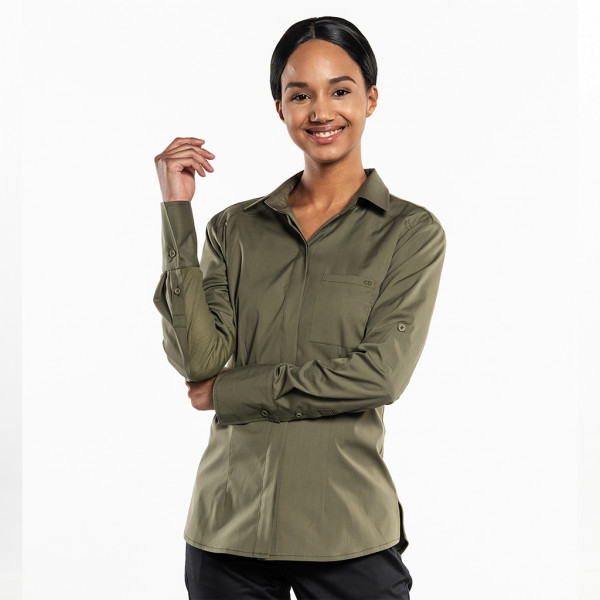 Ladies blouse UFX Moss Chaud Devant®
