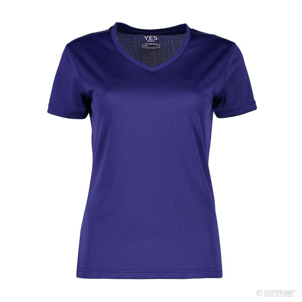 Damen Yes Active T-Shirt ID Identity®