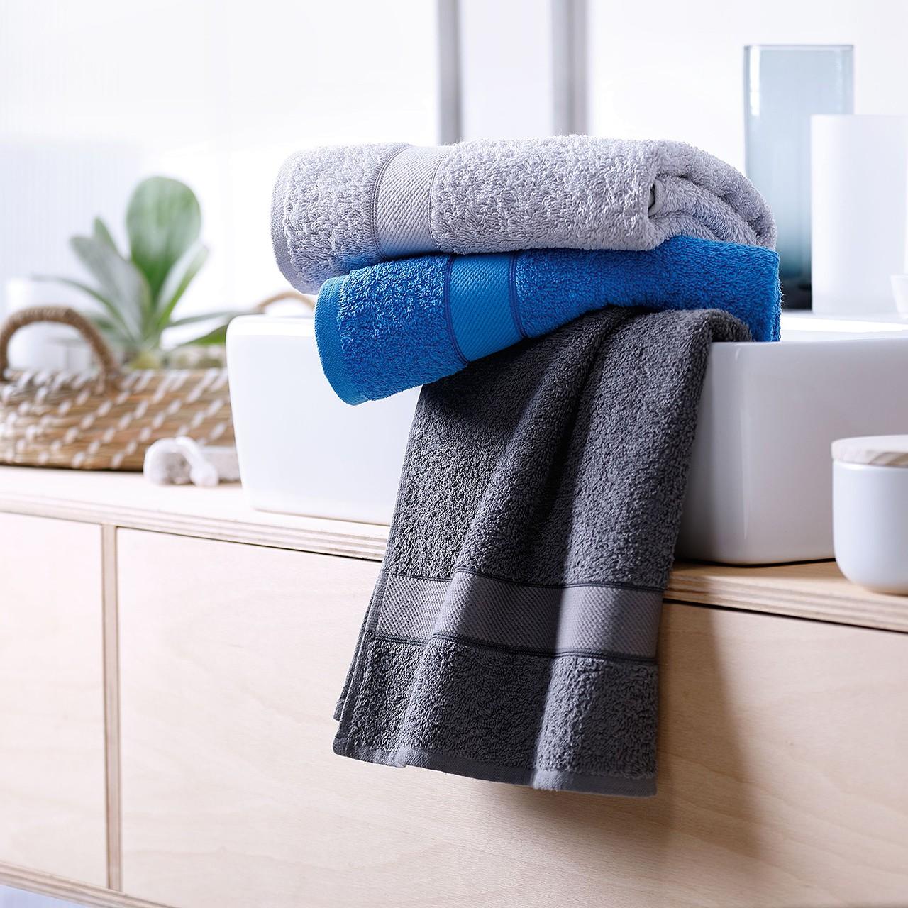 Handtuch aus BIO-Baumwolle Myrtle Beach® | bedrucken, besticken, bedrucken lassen, besticken lassen, mit Logo |
