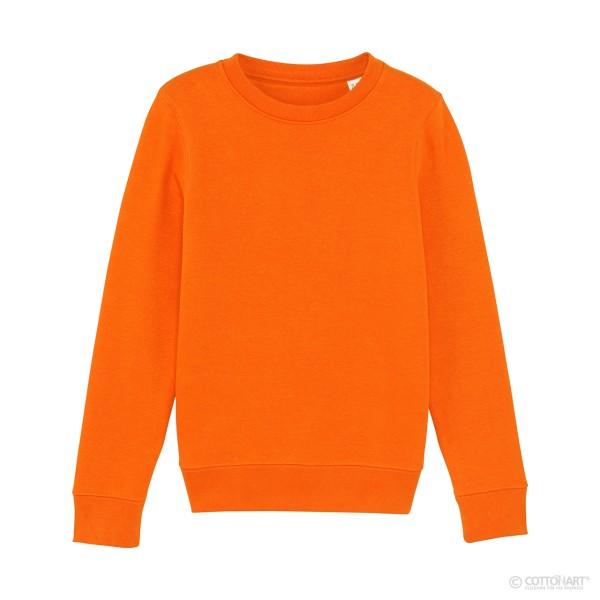 Kinder Sweatshirt Mini Changer Bio-Baumwolle STANLEY/STELLA®