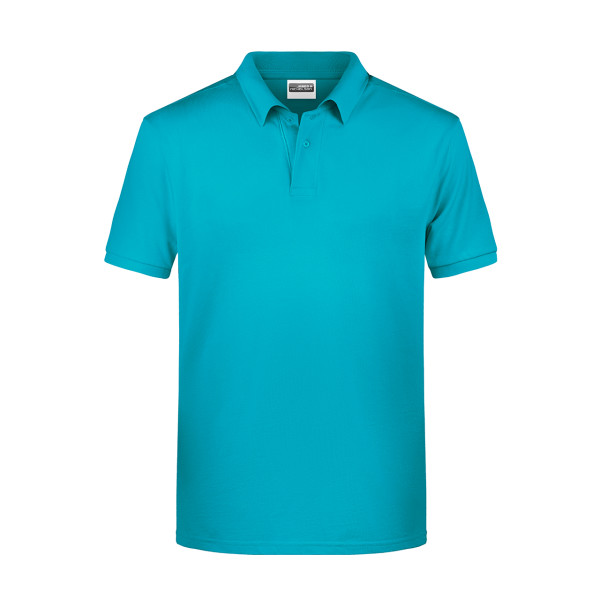 Polo Shirt Organic Cotton James & Nicholson®
