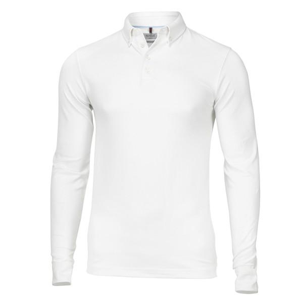 Men's Long Sleeve Polo Shirt Carlington Nimbus®