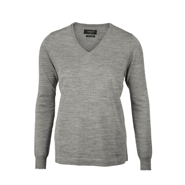 Ladies' Sweaters Merino Mix Ashbury Nimbus®