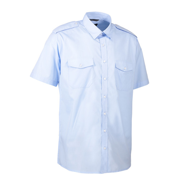 Pilot shirt short sleeve ID Identity®