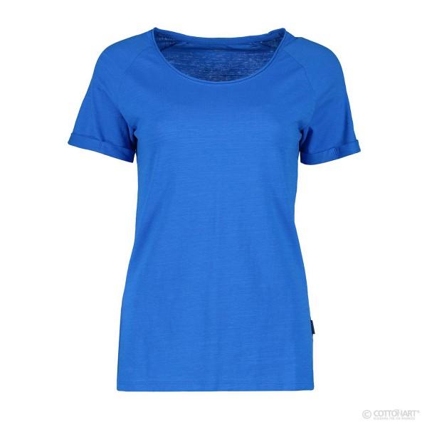 Core Slub Tee Damen T-Shirt ID Identity®