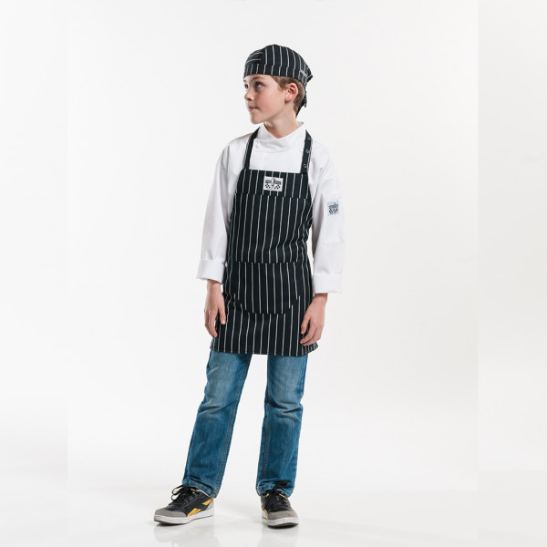 Children's apron Big Stripe Chaud Devant®