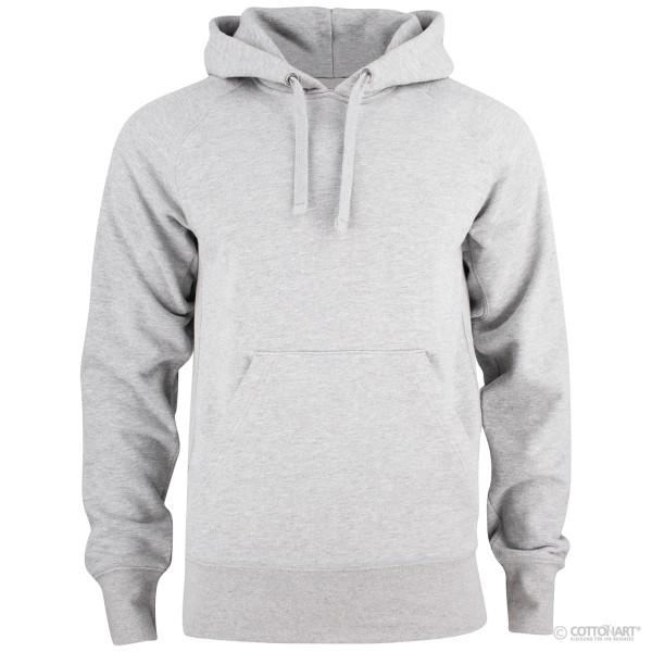 Unisex hooded sweatshirt Helix Clique®