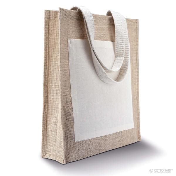 Jute Shopper KiMood®
