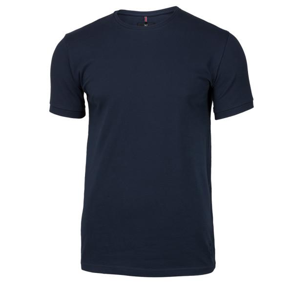 Herren Stretch-T-Shirt-Danbury Nimbus®