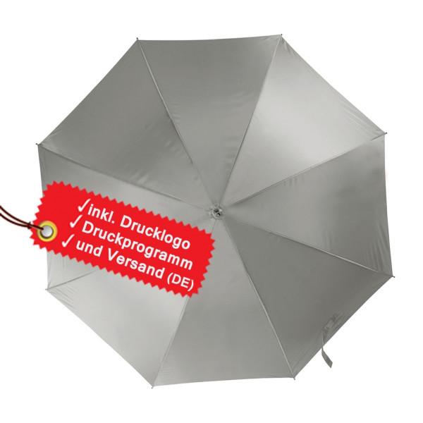 Automatischer Regenschirm bedrucken lassen KiMood®