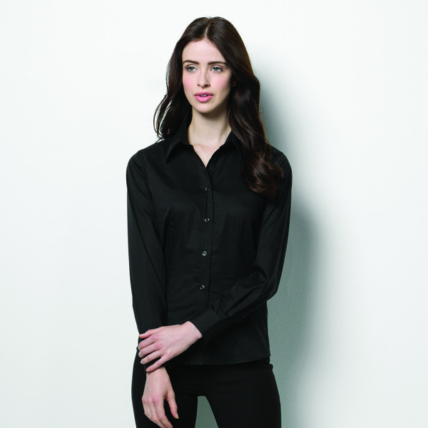 Stretch blouse long sleeve Tailored Fit Bargear®