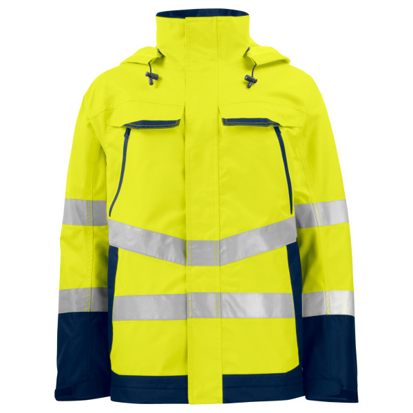Warning Protection Functional Jacket EN ISO 20471 Class 3 Projob®