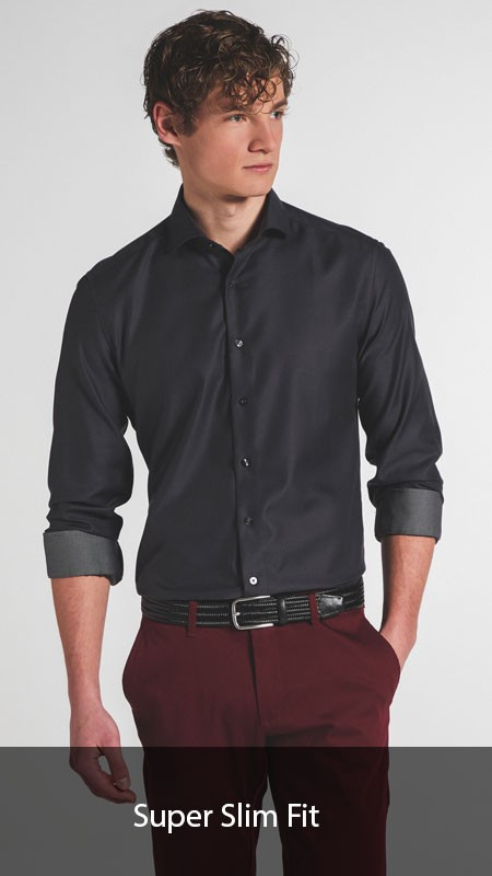 Slimfit Hemden