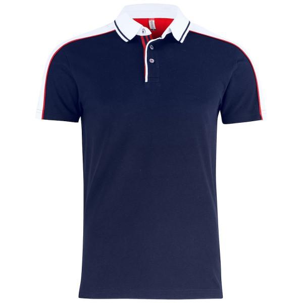 Herren Poloshirt Pittsford Clique®
