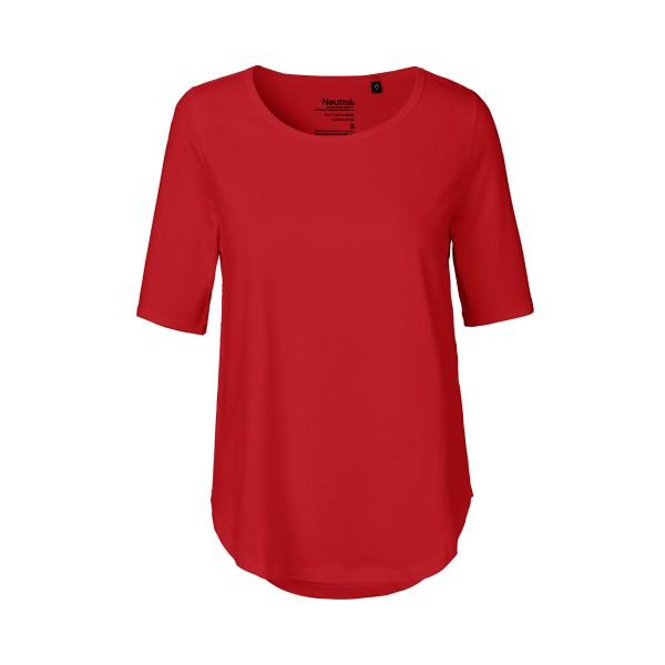 Organic Fairtrade Ladies Half Sleeve T-Shirt Neutral®