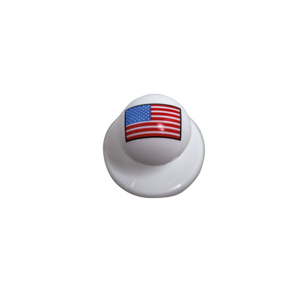 Ball knobs USA in a pack of 12 Karlowsky® ball knobs