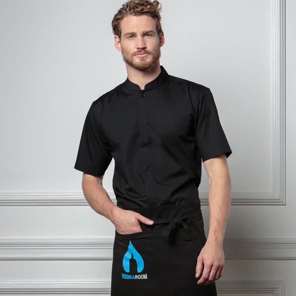 Hemden für Herren bedruckt bedrucken lassen bestickt besticken lassen mit Logo mit Monogramm