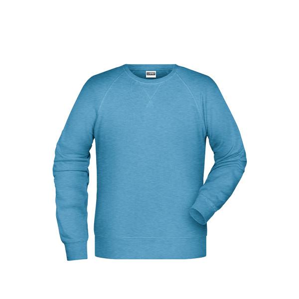 Sweatshirt organic cotton James & Nicholson®
