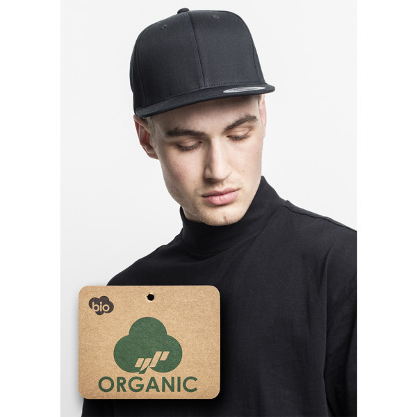 Organic Cotton Snapback FLEXFIT®