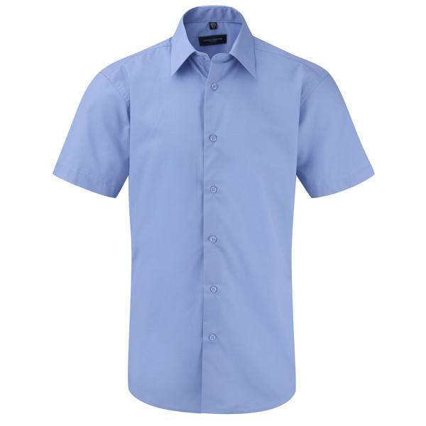 Poplin shirt short sleeve Regular Fit Russell®